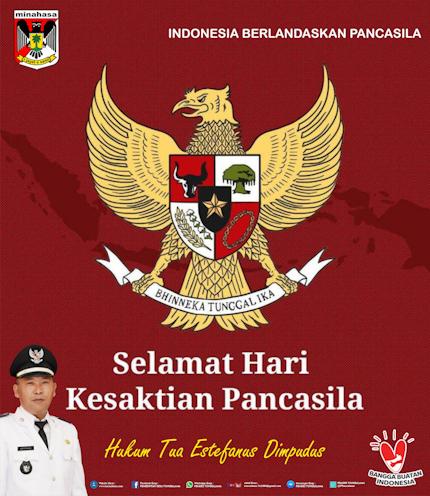 PANCASILA LANDASAN INDONESIA